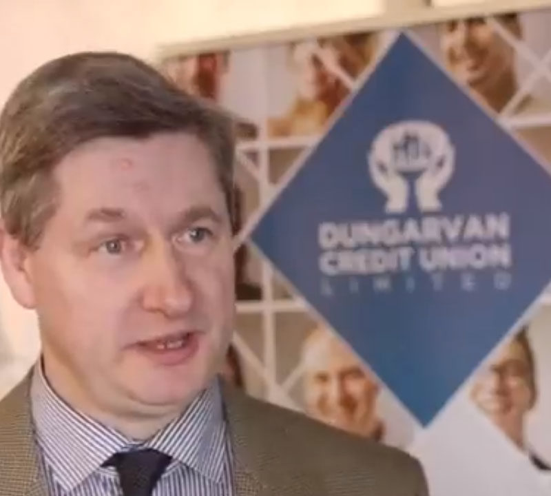 One Less Robot creates video of Dungarvan EnterpRISING Lunch 2017